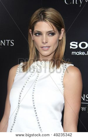 LOS ANGELES - AUG 12: Ashley Greene at the premiere of Screen Gems & Constantin Films' 'The Mortal Instruments: City of Bones' at ArcLight Cinemas Cinerama Dome on August 12, 2013 in Hollywood, CA