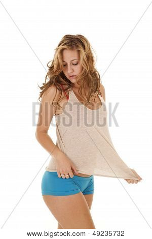 Woman Sleepwear Pull Shirt