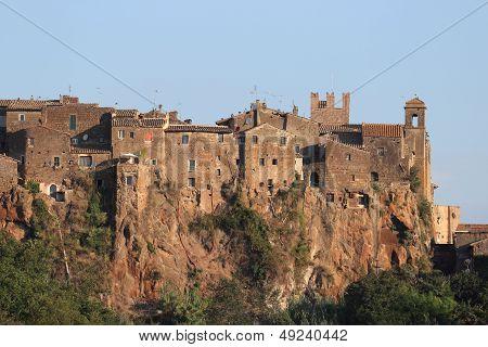 Calcata Ancient Village