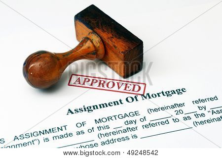 Assignment Of Mortgage