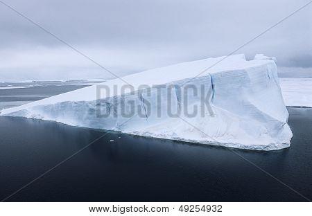 Antarctica Weddell Sea Iceberg