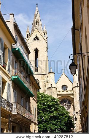 Church in Aix