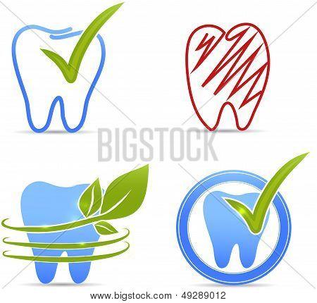 Teeth symbols