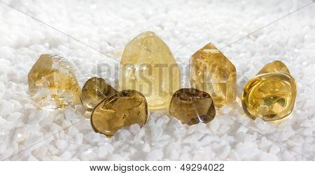 Citrine Or The Stone Of Success