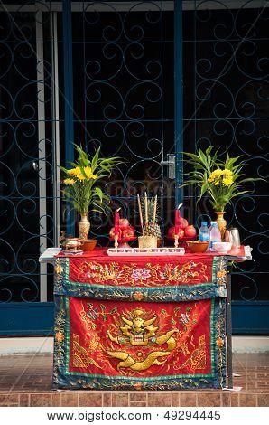 Ritual Vegetarian Festival Phuket