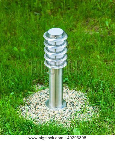 Lantern In The Garden