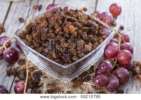 Heap Of Raisins