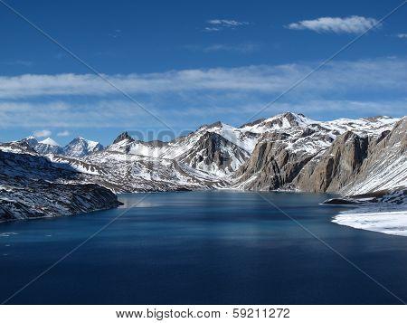 Beautiful Lake Tilicho