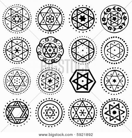 arabesque design elements