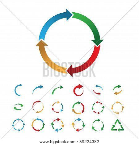 circular signs