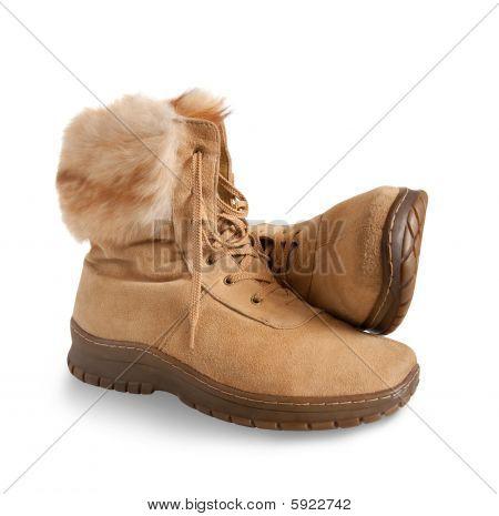 Shammy Fur  Boots