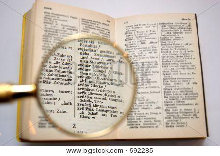 A Little Serbocroatian-german Dictionary