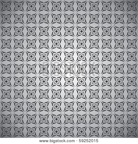 black grey design pattern vector