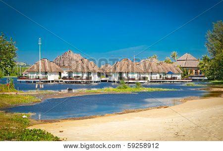 Sokha Beach Resort in Sihanoukville, Cambodia.