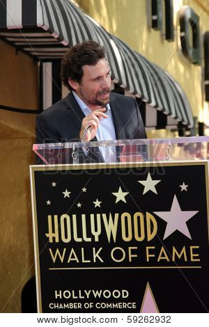 LOS ANGELES - JAN 29:  Jeremy Sisto at the Hollywood Walk of Fame Star Ceremony for Cheryl Hines at Hollywood Boulevard on January 29, 2014 in Los Angeles, CA