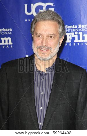 SANTA BARBARA - JAN 31: Doug Stone at the Outstanding Director Award at the Arlington Theater at the 29th Santa Barbara International Film Festival on January 31, 2014 in Santa Barbara, California