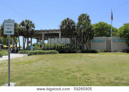 Siesta Beach Building