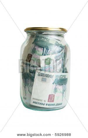 Money At Pot