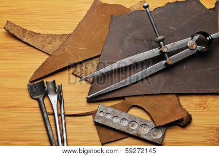 Leather craft equipment