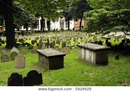 Granary Burial Grounds