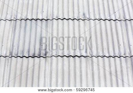 Corrugated Asbestos Roof