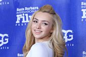 SANTA BARBARA - FEB 1: Peyton List at the Outstanding Performer Of The Year Award at the Arlington T