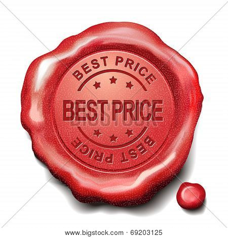 Best Price Red Wax Seal