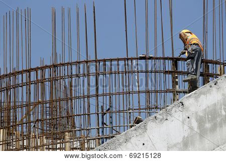 Construction Worker Armature