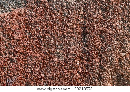 Brick Texture As Abstract Background