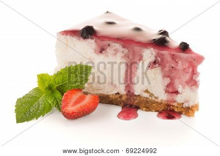 Cheese Cake Slice