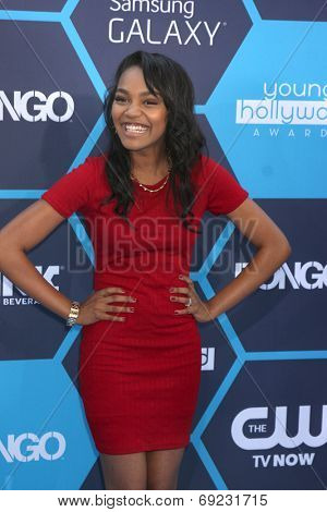 LOS ANGELES - JUL 27:  China Anne McClain at the 2014 Young Hollywood Awards  at the Wiltern Theater on July 27, 2014 in Los Angeles, CA