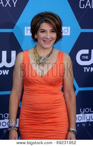 LOS ANGELES - JUL 27:  Bonnie Fuller at the 2014 Young Hollywood Awards  at the Wiltern Theater on July 27, 2014 in Los Angeles, CA