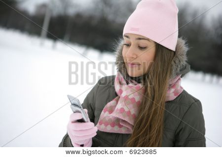 winter sms