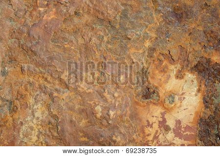 Grunge Metal Rusty Background