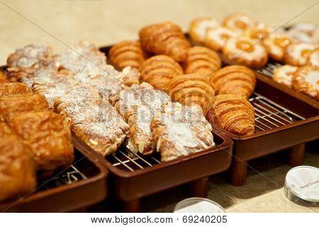 Various Sweet Bakery