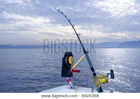 Downrigger Boat Gear Saltwater Trolling Tackle