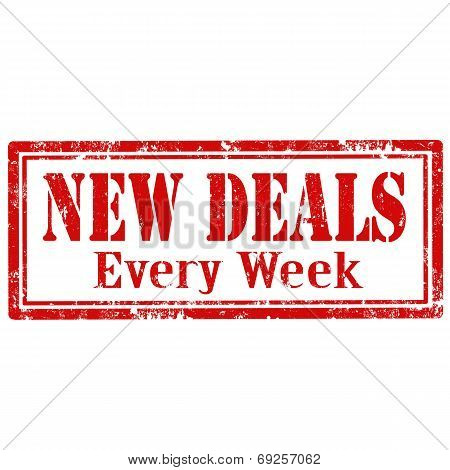 New Deals-stamp