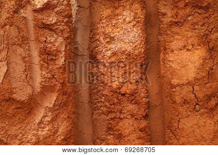 Earth Soil Texture