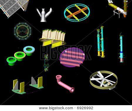 Design Of 3D Pressure Vessels
