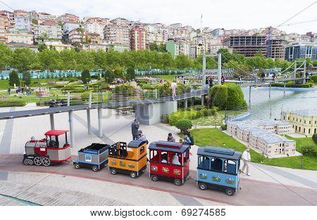 Miniaturk Park In Istanbul