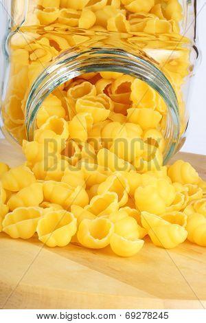 Raw Gnocchi Pasta