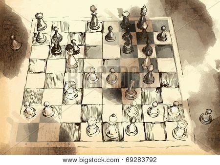 The World's Great Chess Games: Byrne - Fischer