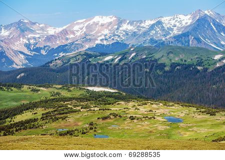 Colorado Rocky Mountains