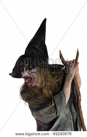 Malicious Witch