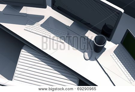 3D Desktop Workstation
