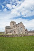 picture of bute  - Iona Abbey is one of Scotland - JPG