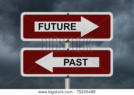 Future Versus Past