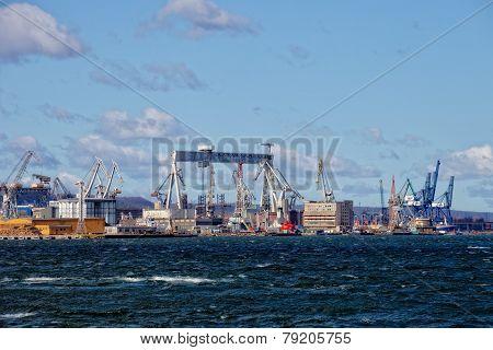 Shipyard Of Gdynia