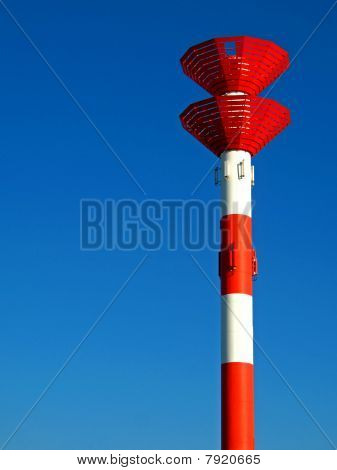 Lighthouse in Bremerhaven
