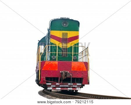 High Speed Diesel Train